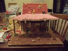 Image result for australian gingerbread house