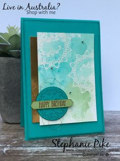 Stamping with Steph - Stephanie Pike - Independent Stampin' Up! Demonstrator Australia