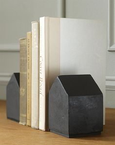 Iron Works House Doorstop via Susan Fredman