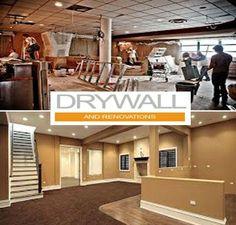7 best a quality drwall renovation images drywall basement rh pinterest com