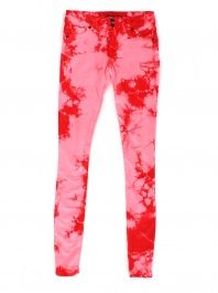 Pink Bang Anarchy Leggings by Denimocracy