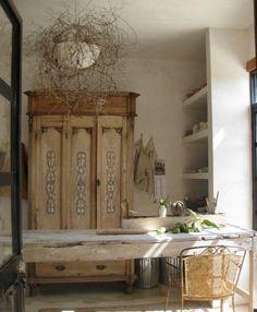 patricia larsen's beautiful home in pescadero, baja mexico