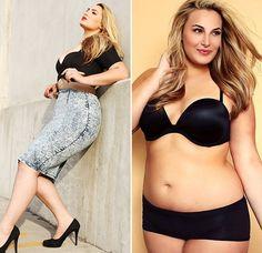 Plus Model Arissa, Daughter of Kelly LeBrock and Steven Seagal