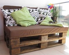 raklap kanapé DIY részletesen