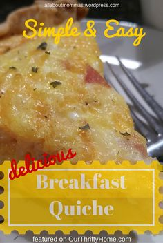 "I added ""Easter Brunch - Friends and Food Recipe Hop - ~ Ou"" to an #inlinkz linkup!http://ourthriftyhome.com/recipe/easter-brunch/"