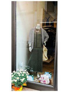 #riga #abito #dress #vestito #vestitolungo #giacca #roga #borsa #bag #stefanel #stefanelvigevano