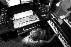 music producer - Google Search