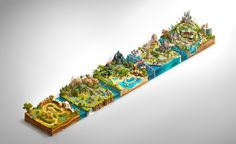 Disney Bord Game. I want it :D Disney Vacation Club Sweepstakes by Peter Jaworowski, via Behance