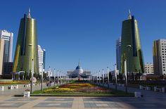 Kazajistán - explorar el mundo con viajes Nerd Nici, un país en un momento.