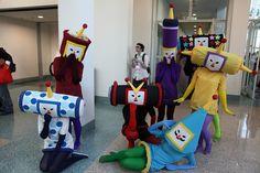 Anime Expo 2012: by djwu, via Flickr