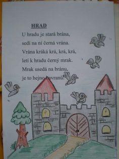 Hrad Kraken, Art For Kids, Art For Toddlers