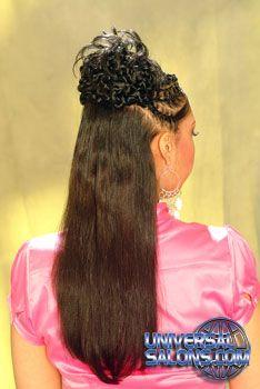 unique hair do s on pinterest black hair salons