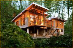 Deerhorn House
