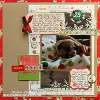 A Project by miracles_momma from our Scrapbooking Gallery originally submitted 03/05/13 at 12:56 PM