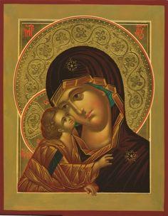 Photo: CN 005 - The Holy Virgin (Donskaya)