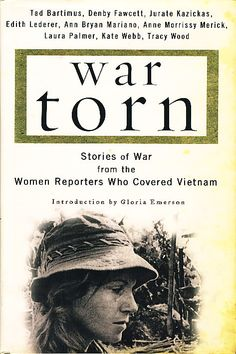 'War torn' a collaboration of women who covered the Vietnam war.