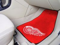 One Size Team Color Fanmats NHL Detroit Red Wings Fanmats NHL Black Detroit Red Wingscolor Hitch