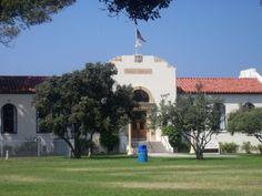 #redondobeach Historic Library in Redondo Beach  #lovelivingintheSouthBay www.tyndallteam.com