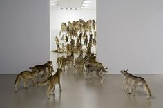"""Cai Guo-Qiang """"I want to believe"""""""