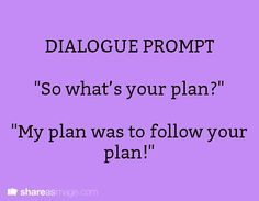 Dialogue prompt - Google Search
