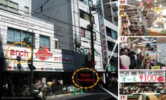 Recommended sewing and craft stores in Tokyo