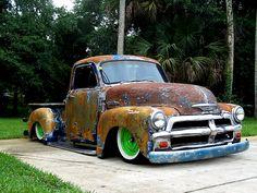 1954 Chevy Rat Rod