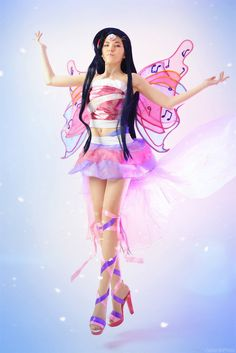 Winx Club Musa cosplay by Gabardin on DeviantArt