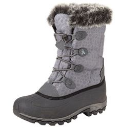 Kamik Womens Momentum Snow Boots Charcoal 8 Toe warmers Bundle -- Find out more about the great product at the image link. Best Womens Winter Boots, Rain Boots, Shoe Boots, Women's Boots, Flat Boots, Toe Warmers, Cozy Fashion, Fashion Beauty, Fashion Ideas