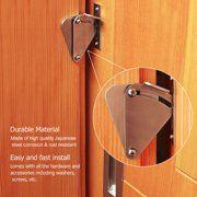 teardrop privacy lock for sliding doors real sliding hardware rh pinterest com