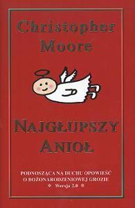 Okładka książki Najgłupszy anioł