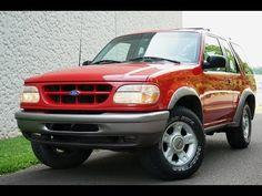 8 1997 ford explorer sport i got this in 1999 at poway ford rh pinterest com