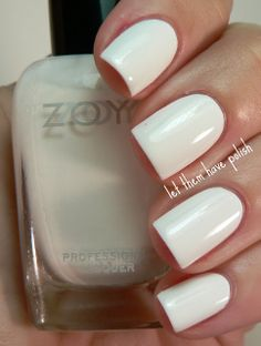 Zoya Purity gets Splattered