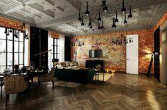 Klassische Wohnzimmer wie von einen Film - 10 Wohnzimmer Ideen. Sehen Sie mehr: http://wohnenmitklassikern.com/klassich-wohnen/klassische-wohnzimmer-wie-von-einen-film-10-wohnzimmer-ideen/