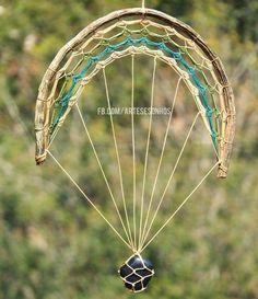 Get creative with – bombastic Dream Catcher Patterns, Dream Catcher Art, Sun Catcher, Crochet Dreamcatcher, Macrame Art, Beach Crafts, Fun Crafts, Los Dreamcatchers, Magic Day