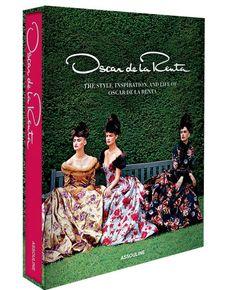 "Biblioteca de moda:""The style, inspiration and life of Oscar de la Renta"" | The Style Rack"