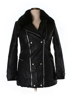 Check it out—Forever 21 Faux Leather Jacket for $15.49 at thredUP!