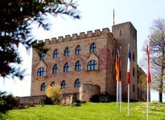 Hambacher Schloss Neustadt