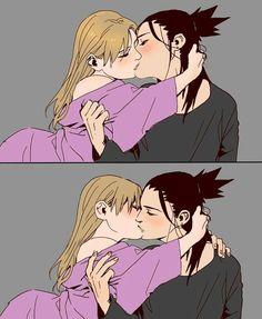 Shikamaru e Temari Shikamaru E Temari, Shikadai, Shikatema, Naruhina, Naruto Couples, Anime Couples, Anime Naruto, Naruto Shippuden, Nara