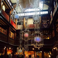 Liberty London, so beautiful #myliberty #libertylondon - Thanks to @duchyliving! #myliberty