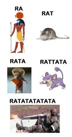 Hakuna Rattata - 9GAG