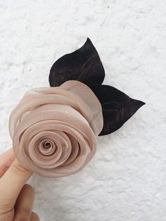 First off go vote for your favorite round one contestant for sytycs me i hope i love the outdoors i grew up taking adventure hikes throug – Artofit 2 Organza Rolled Roses Chiffon Roses Organza Roses Chiffon Flowers inches) In Dusty Rose Ready To Ship Satin Ribbon Roses, Organza Flowers, Cloth Flowers, Fabric Roses, Bridal Flowers, Diy Flowers, Fabric Bouquet, Dusty Rose Wedding, Large Paper Flowers
