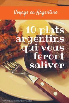 10 plats argentins qui vous feront saliver si vous vous demandez quoi manger en Argentine! Un pays où la gastronomie a tant à offrir aux voyageurs...