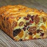 Add the goodness of dry fruits to your cake. Prepare delicious dry fruit cake at home with this easy recipe. There is nothing like enjoying a slice of fresh, moist fruit cake Sweet Recipes, Cake Recipes, Dessert Recipes, Fruit Recipes, Fish Recipes, Cake Cookies, Cupcake Cakes, Tea Cakes, Cake Aux Fruits