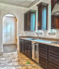 #Casas #Interiores #Cocina #Gabinete