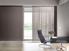Verticale jaloezieën | Onel Windowdressings