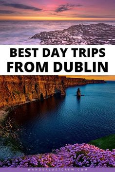 If you plan to base yourself in Dublin for your Ireland vacation, youll want to venture out a bit. These are my favorite day trips from Dublin.