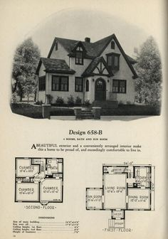 Victorian home plans small house plans small cottage guest house plans beautiful split bedroom floor plans gothic victorian home plans Sims House Plans, Small House Plans, House Floor Plans, The Plan, How To Plan, Architecture Design, Vintage Architecture, Tudor House, The Sims