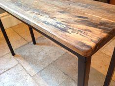 28 best tables images recycled wood repurposed repurposed wood rh pinterest com