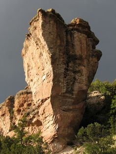 Enchanted Tower, New Mexico