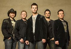 Emerson Drive, opened for Shania Twain on up tour, still love them till this day